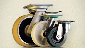 Supplier of Industrial Castors and Wheels